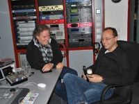 Marcel Graus en Leo Janssen